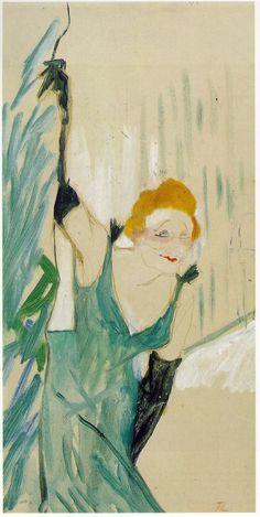 Toulouse-lautrec yvette guilbert - Henri de Toulouse-Lautrec - Wikipedia, la enciclopedia libre