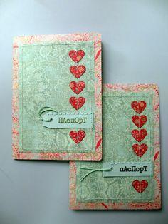 idea_optima: Обложки для паспорта (с сердечками)