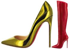 christian-louboutin-so-kate-120-bronze-and-armura-boot-red  ..... That is Queen Status!