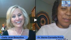 """This is """"Dr. Verna Cornelia Price - Girls Taking Action as Featured on Around Town TV LIVE"""" by Carla Beaurline """"Around Town"""" TV on Vimeo, the…"""