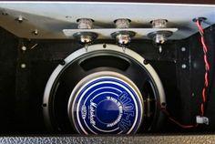 Marshall JTM1C; speaker and valves/tubes