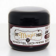 My Magic Mud - Natural Teeth Whitening Remedy