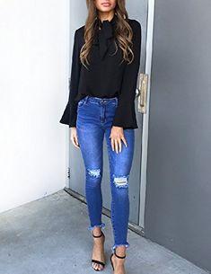 CAMISA ELEGANTE - MANGA LARGA Las blusas amarillas de manga larga son sensacionales y súper chic para fiestas o reuniones casuales. Es perfecta para ti este tipo de blusas favorecen mucho a las mujeres innovadoras y seguras de si mismas. Disponible también en color negro.