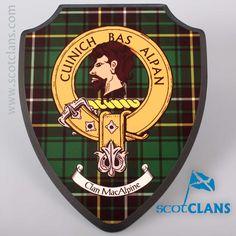 MacAlpine Clan Crest