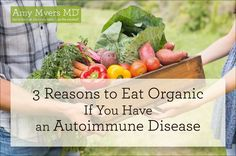 Do you know how many toxins are lurking in your fruits, on your veggies, and in that chicken breast? Here are 3 reasons to eat organic!