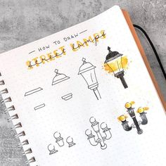 Learn How to Doodle With These Easy Tutorials - Beautiful Dawn Designs aesthetic dark easy Bullet Journal School, Bullet Journal Banner, Bullet Journal Notebook, Bullet Journal Ideas Pages, Bullet Journal Inspiration, Journal Diary, Bullet Journals, Doodle Drawings, Easy Drawings