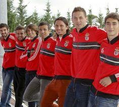 Armada Sérvia do Benfica.