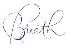 BreathBrushCalligraphy