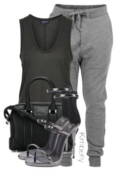 """""""Untitled #1685"""" by whokd ❤ liked on Polyvore featuring Diesel, Topshop, Givenchy and Giuseppe Zanotti #casualoutfits"""