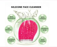 Find out what the Sonic Silicone Face Cleanser can do for you.