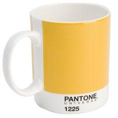 Pantone Mug - Cornish Cream 1225