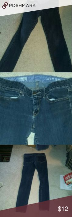 GAP ALWAYS SKINNY JEANS Gap always skinny jeans 27/4 L good condition GAP Jeans Skinny