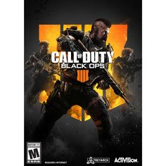 Call of Duty: Black Ops 4 - PC Game, Multi-Colored