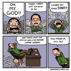 10 Funny Workplace Comics That Will Hit Close To Home - via Good.Co