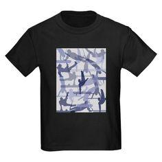 Boys gymnastics t-shirt