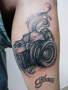 Canon girl for life.