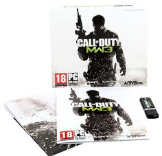 Call of Duty: Modern Warfare 3 Russian Collectors Edition Additional materials: 1. Game. 2. Sided poster. 3. USB Flash and video. You can buy: usprometheus http://www.ebay.com/usr/usprometheus?_trksid=p2047675.l2559