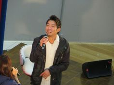 Talk event at Makuhari : 14 DEC 2014
