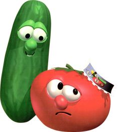 VeggieTales - Bob and Larry with Stamp Vector by on DeviantArt Cartoon Tv Shows, Cartoon Pics, Veggie Tales Characters, Ballora Fnaf, America's Funniest Home Videos, Randy Newman, America Funny, Sing Along Songs, Veggies