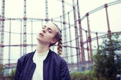 Nice interview with MØ