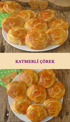 Stale Donut Recipe, Donut Recipes, Snack Recipes, Cooking Recipes, Soft Buns Recipe, Bun Recipe, Greek Cooking, Cooking Time, Turkish Breakfast