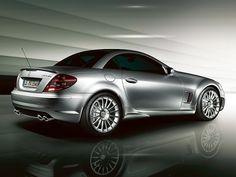Mercedes-Benz SLK 55 AMG Special Edition (2006).