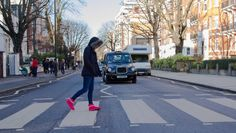 #abbey road#london#floripondias#calle#fucsia#the beatles