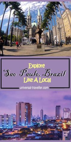 How to Explore São Paulo, Brazil like a Local. Find here São Paulo, Brazil points of interest and places to visit in São Paulo. This São Paulo guide provides tips on things to do in São Paulo, what to do in São Paulo, where to go in São Paulo, activities in São Paulo and tourist attractions in São Paulo. Find here the best things to do in São Paulo and the most interesting São Paulo Tours.