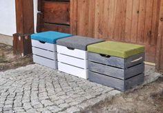 Pufa Drewniana Skrzynia Drewniana Kufer Pojemnik na Zabawki Fotel Nowy Sącz - image 1