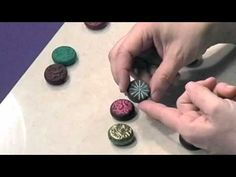 Carving & Backfilling Pt 1 ~ Polymer Clay Tutorials