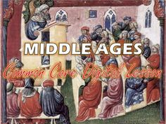 Middle Ages Common Core Digital Lesson by EdTunes from EdTunes on TeachersNotebook.com (149 pages)  - This comprehensive and interactive multimedia lesson by EdTunes examines the European Middle Ages. It focuses on the conditions that led to the medieval way of life in Western Europe, the social, political and economic characteristics of the era, and the