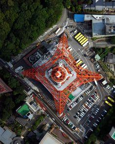 東京タワー(東京) Tokyo Tower, Tokyo, Japan