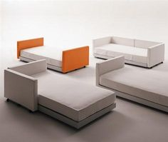 Flipper Changeable Bed By Pietro Arosio For EmmeBi