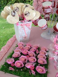 Pink Ladybugs Birthday Party Ideas | Photo 2 of 11 | Catch My Party