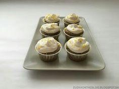 Makove mufiny s citronovym kremom