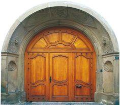 Porte cochère rue Jenner, Molsheim