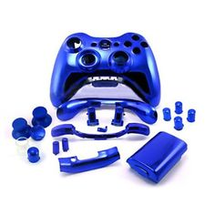 This top quality aftermarket shell is made from ABS plastic and designed to fit just like the original. In just a few minutes you can give your controller a unique styling unlike any other. Includes everything pictured as well as a Torx T8 security screwdriver and Phillips screwdriver which are required for installation. A full video installation walkthrough is available as well from console customs youtube channel.