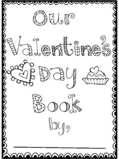 Valentine's Day Writing | Classroom, Writing papers and By