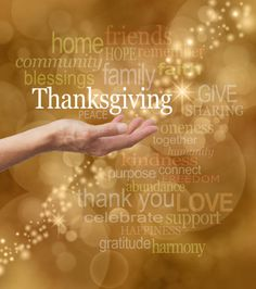 Segreto's gratitude Inspired Traditions to Incorporate into your Thanksgiving Holiday!