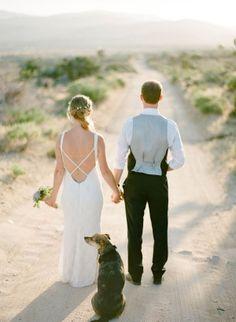 DIY California Desert Wedding by Kurt Boomer Photo  Read more - http://www.stylemepretty.com/2011/06/23/diy-california-desert-wedding-by-kurt-boomer-photo/