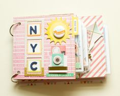 NYC Mini by A2Kate at @studio_calico