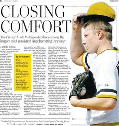 Mark Melancon feature