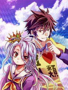 No Game No Life by Radittz on @DeviantArt
