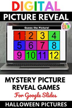Looking for some fun Halloween games to play with your virtual or in-person students? These Digital Reward Picture Reveal Games (Halloween Themed) make wonderful incentives for behavior or games for a brain break. Have a virtual class Halloween party and play 'guess the picture'. Students work together to guess the hidden picture by deleting the numbered squares until the final image is revealed! Student Incentives, Behavior Incentives, Classroom Rewards, Student Behavior, Behavior Management, Fun Halloween Games, Halloween Class Party, Learning Resources, Teacher Resources