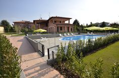 Welcome to the Residence Barcarola in Sirmione