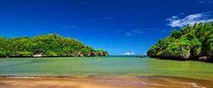 Watu karung beach - pacitan