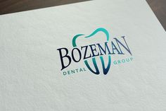 Progressive Dental Logo Design - Bozeman Dental Group