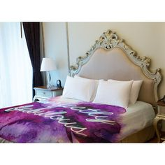 Oliver Gal Perfectly Fabulous Duvet Cover Collection