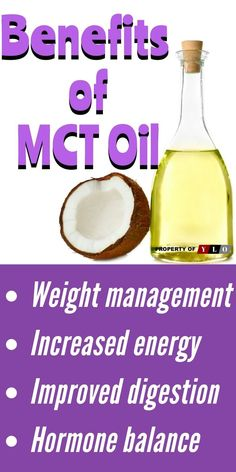 Research has also shown that ketones released during metabolism of MCTs are used by the brain almost immediately thus preventing the storage of calories in form of fat. Ketones are substances released when the liver breaks down fats and can be used for en Coconut Oil Diet, Coconut Oil Weight Loss, Body Beast, Lose Weight Naturally, Lose Weight Quick, Lose Fat, Healthy Weight, Losing Weight, Carb Cycling
