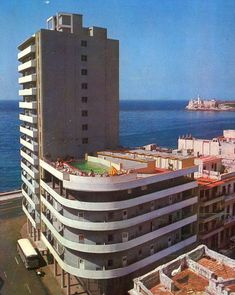 The swank Hotel Deauville, still located along the Malecon at Calle Galiano, had its own mob run casino.